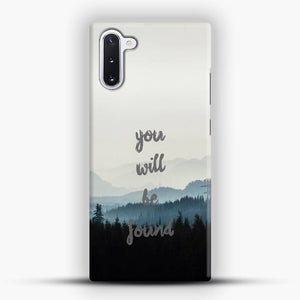 Dear Evan Hansen You Are You Bush Samsung Galaxy Note 10 Case