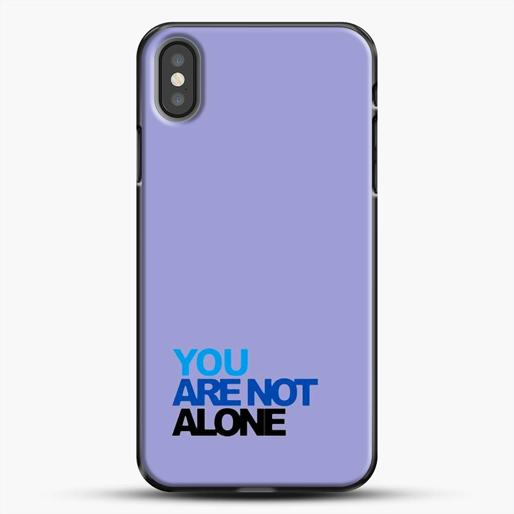 Dear Evan Hansen You Are You Hansen iPhone X Case
