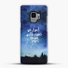 Load image into Gallery viewer, Dear Evan Hansen You Are You Star In Our Eyes Samsung Galaxy S9 Case