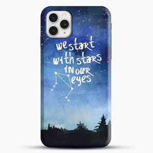 Dear Evan Hansen You Are You Star In Our Eyes iPhone 11 Pro Case