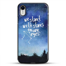 Load image into Gallery viewer, Dear Evan Hansen You Are You Star In Our Eyes iPhone XR Case
