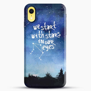 Dear Evan Hansen You Are You Star In Our Eyes iPhone XR Case
