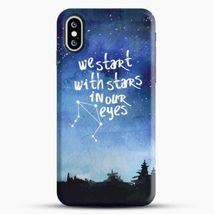 Dear Evan Hansen You Are You Star In Our Eyes iPhone XS Case