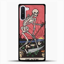 Load image into Gallery viewer, Death Tarot Samsung Galaxy Note 10 Case