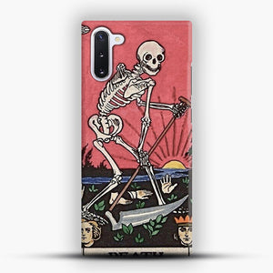 Death Tarot Samsung Galaxy Note 10 Case
