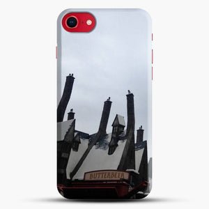 Diagon Alley Butterbeer iPhone 8 Case