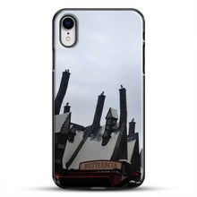 Load image into Gallery viewer, Diagon Alley Butterbeer iPhone XR Case