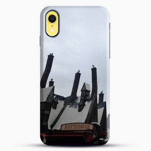 Diagon Alley Butterbeer iPhone XR Case