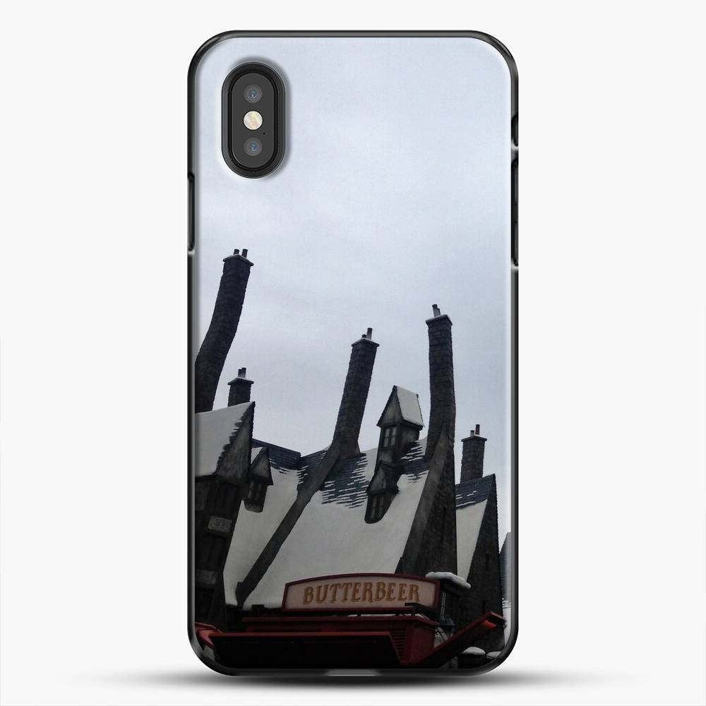 Diagon Alley Butterbeer iPhone XS Case