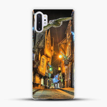 Load image into Gallery viewer, Diagon Alley Flying Bird Samsung Galaxy Note 10 Plus Case