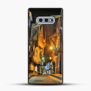 Diagon Alley Flying Bird Samsung Galaxy S10e Case