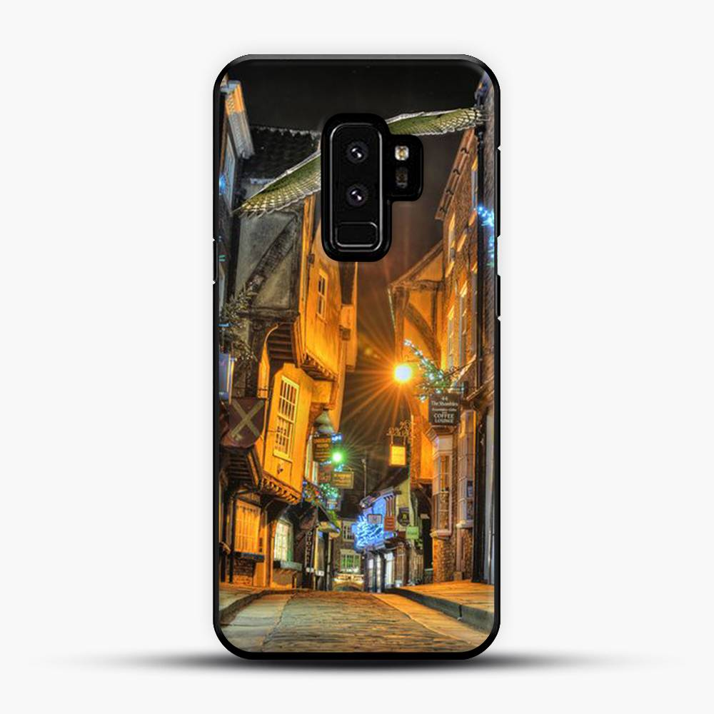 Diagon Alley Flying Bird Samsung Galaxy S9 Plus Case