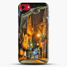 Load image into Gallery viewer, Diagon Alley Flying Bird iPhone 8 Case