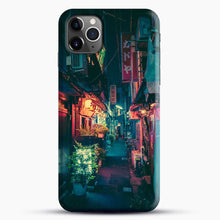 Load image into Gallery viewer, Diagon Alley Orange Lamp iPhone 11 Pro Max Case