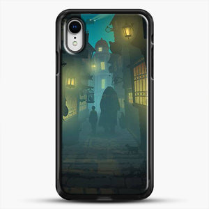 Diagon Alley Photograpic iPhone XR Case