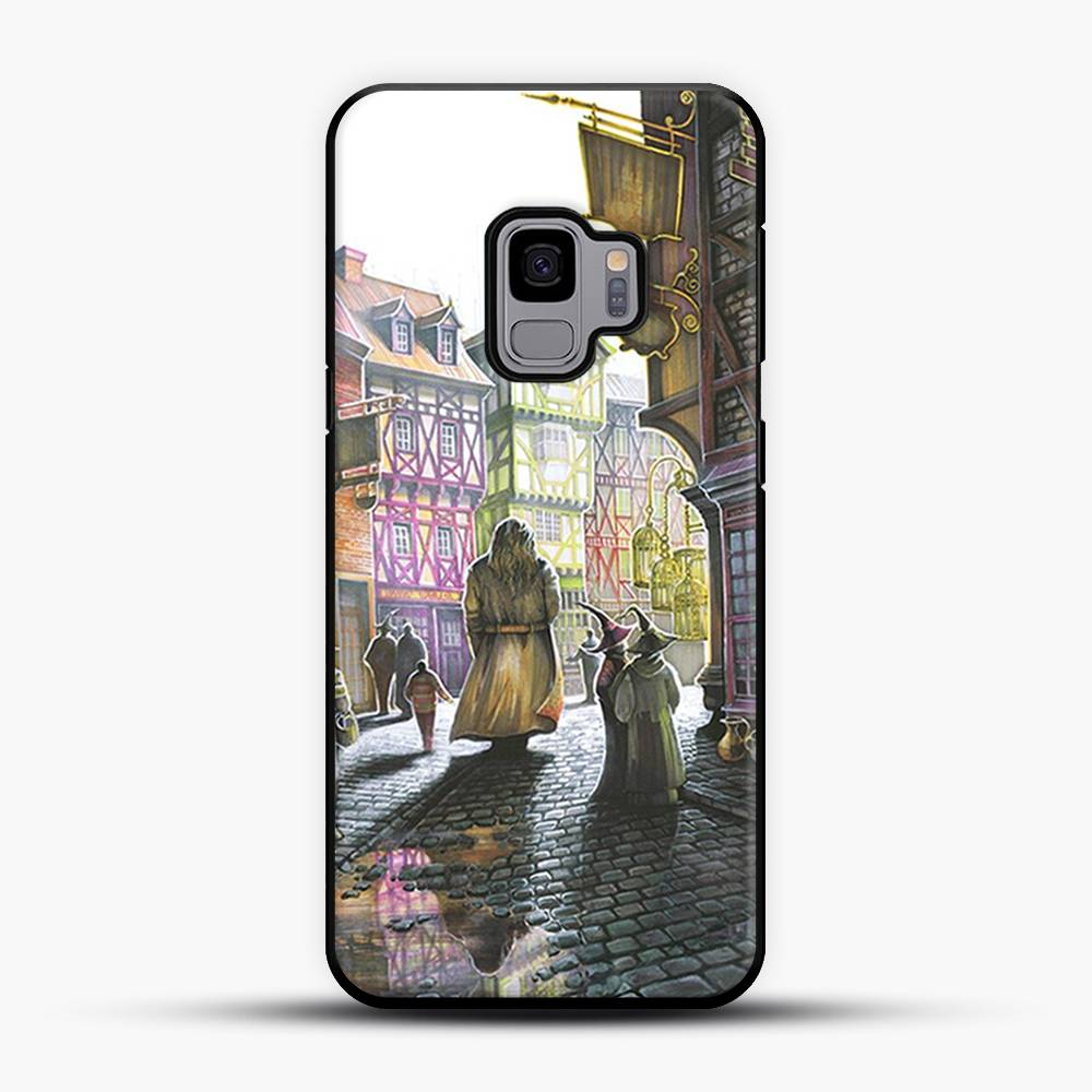 Diagon Alley Some Witchs Samsung Galaxy S9 Case
