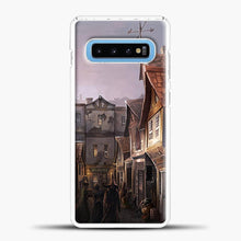 Load image into Gallery viewer, Diagon Alley Witchs House Samsung Galaxy S10 Case