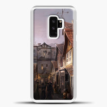 Load image into Gallery viewer, Diagon Alley Witchs House Samsung Galaxy S9 Plus Case