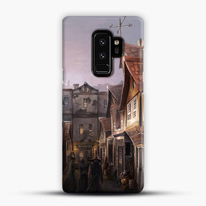 Diagon Alley Witchs House Samsung Galaxy S9 Plus Case
