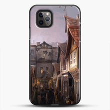 Load image into Gallery viewer, Diagon Alley Witchs House iPhone 11 Pro Max Case