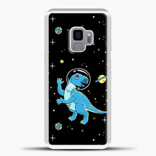 Load image into Gallery viewer, Dinosaurs In Space Cool Wall Samsung Galaxy S9 Case