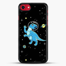 Load image into Gallery viewer, Dinosaurs In Space Cool Wall iPhone 7 Case
