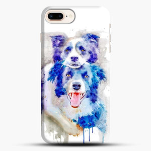 Dog Buddies Best Watercolor iPhone 7 Plus Case