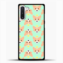 Load image into Gallery viewer, Doggy Doodle Whit Crown Samsung Galaxy Note 10 Case