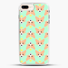 Load image into Gallery viewer, Doggy Doodle Whit Crown iPhone 8 Plus Case