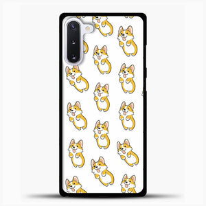 Doggy Doodle Yellow Image Samsung Galaxy Note 10 Case