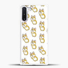 Load image into Gallery viewer, Doggy Doodle Yellow Image Samsung Galaxy Note 10 Case