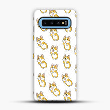 Load image into Gallery viewer, Doggy Doodle Yellow Image Samsung Galaxy S10 Case