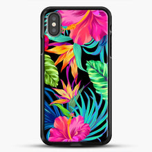 Load image into Gallery viewer, Drive You Mad Hibiscus Pattern iPhone Case