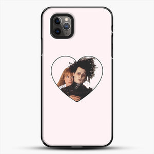Edward And Kim iPhone 11 Pro Max Case, Black Plastic Case | JoeYellow.com