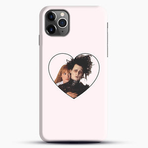 Edward And Kim iPhone 11 Pro Max Case, Black Snap 3D Case | JoeYellow.com
