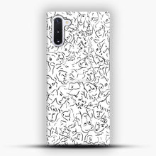 Load image into Gallery viewer, Elios Face Shirt Call Me By Your Name Samsung Galaxy Note 10 Case