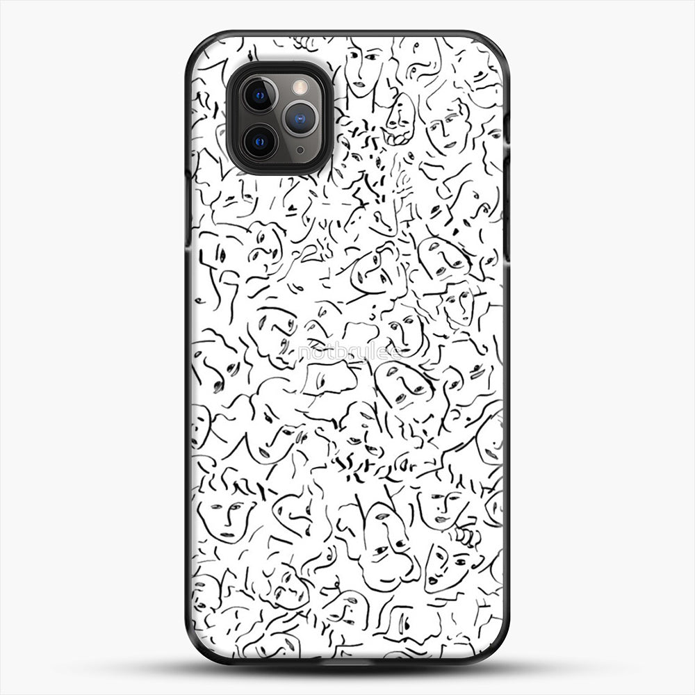 Elios Face Shirt Call Me By Your Name iPhone 11 Pro Max Case, Black Plastic Case | JoeYellow.com