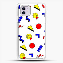 Load image into Gallery viewer, Emma Chamberlain Inspired Design iPhone 11 Case, White Rubber Case | JoeYellow.com