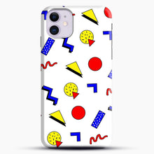Load image into Gallery viewer, Emma Chamberlain Inspired Design iPhone 11 Case, Black Snap 3D Case | JoeYellow.com