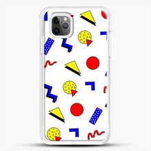 Load image into Gallery viewer, Emma Chamberlain Inspired Design iPhone 11 Pro Max Case, White Rubber Case | JoeYellow.com