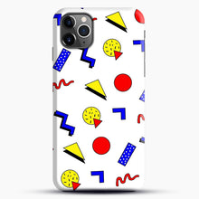 Load image into Gallery viewer, Emma Chamberlain Inspired Design iPhone 11 Pro Max Case, Black Snap 3D Case | JoeYellow.com