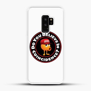 Enoch Do You Believe In Coincidence Samsung Galaxy S9 Plus Case