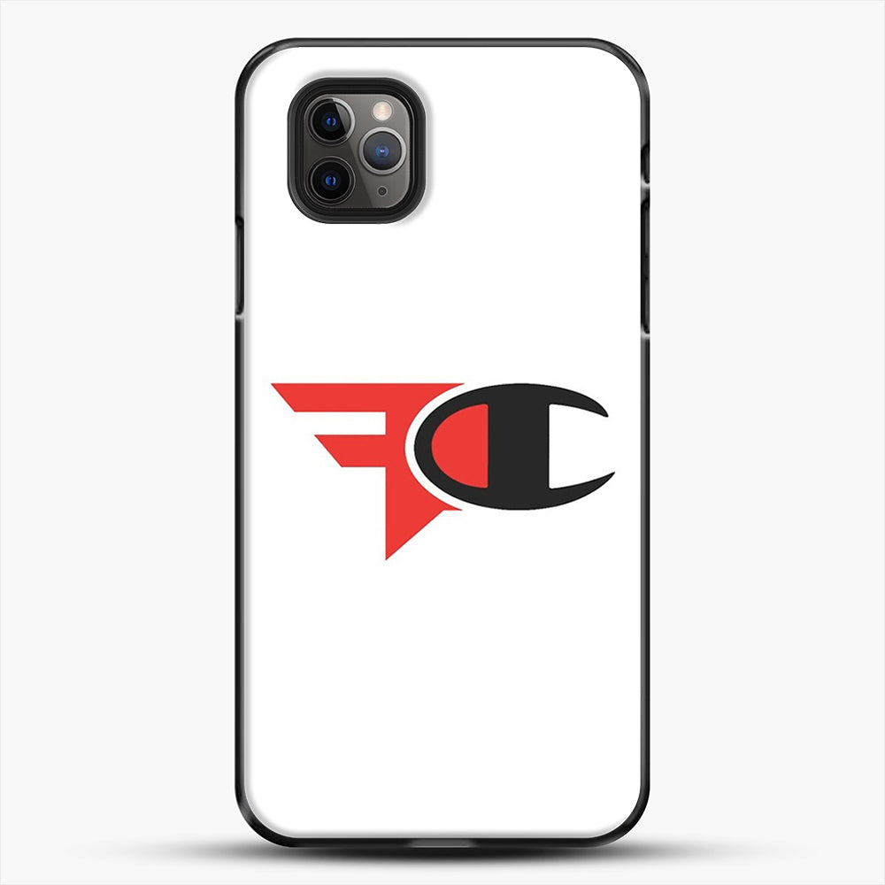 Faze Clan Merch iPhone 11 Pro Max Case, Black Plastic Case | JoeYellow.com