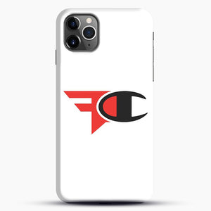 Faze Clan Merch iPhone 11 Pro Max Case, Black Snap 3D Case | JoeYellow.com