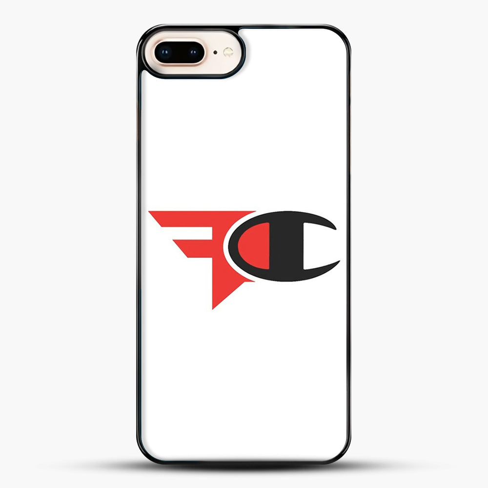 Faze Clan Merch iPhone 7 Plus Case, Black Plastic Case | JoeYellow.com