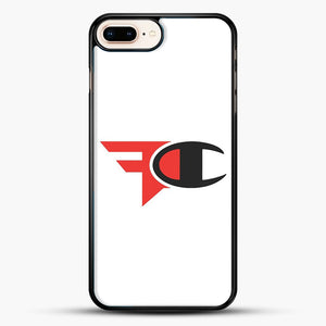 Faze Clan Merch iPhone 7 Plus Case, Black Rubber Case | JoeYellow.com