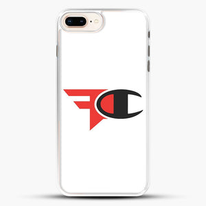 Faze Clan Merch iPhone 7 Plus Case, White Rubber Case | JoeYellow.com