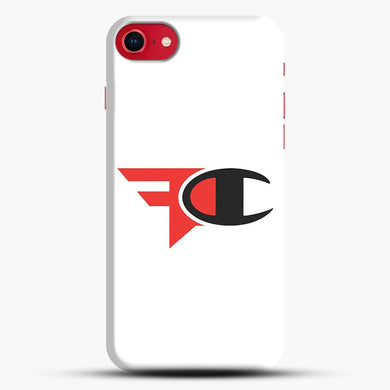 Faze Clan Merch iPhone 8 Case, Black Snap 3D Case | JoeYellow.com