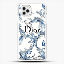 Load image into Gallery viewer, Fashion Design iPhone 11 Pro Case, White Rubber Case | JoeYellow.com