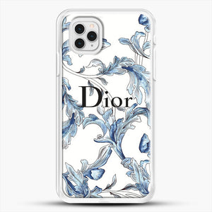Fashion Design iPhone 11 Pro Case, White Rubber Case | JoeYellow.com